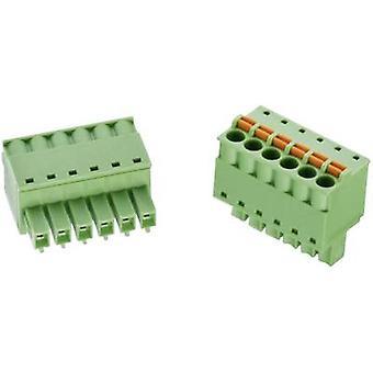 Würth Elektronik Socket enclosure - cable 368B Total number of pins 4 Contact spacing: 3.81 mm 691368300004B 1 pc(s)