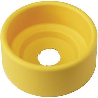 DECA A29Z-KG2 Collar protector redondo (x H) 90 mm x 36,5 mm Amarillo 1 ud(s)