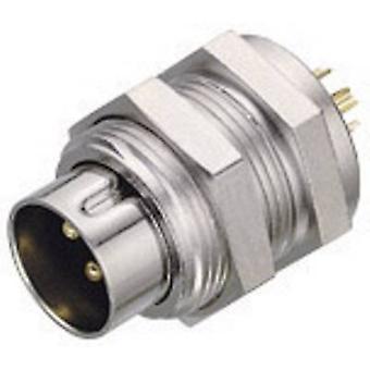 Bağlayıcı 09-0081-00-04-1 Alt mikro Dairesel Konektör Nominal akım (ayrıntılar): 3 A