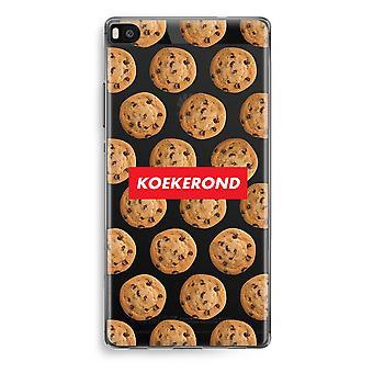 Huawei Ascend custodia trasparente P8 (Soft) - Koekerond