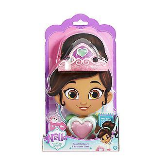 Gioco di ruolo nella principessa cavaliere 11286 cuore ciondolo & Tiara