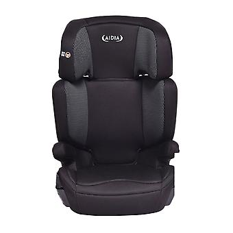 Aidia Explorer 2-in-1 Adjustable Safety Booster Car Seat Black