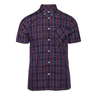 Merc Mack Regular Fit Mens Shirt 65%  Cotton, 35% Polyester