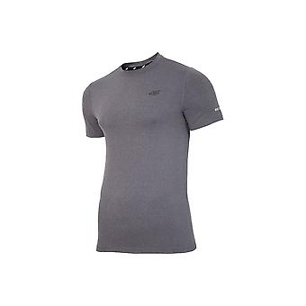 4F TSMF001 H4Z17TSMF001DARKGREY universal all year men t-shirt