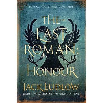 The Last Roman - ære av Jack Ludlow - 9780749014469 bok