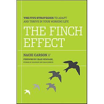 Finch effekten - fem strategier för att anpassa sig och trivas i din Wor