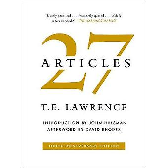 27 Articles by T. E. Lawrence - 9781501182006 Book