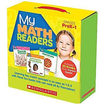 Min matte läsare förälder Pack: 25 lätt-till-läsa böcker som gör matematik roligt!