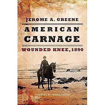 Amerikaanse bloedbad: Wounded Knee, 1890