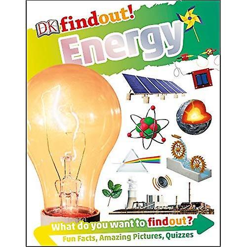 DK Findout! Energy (DK Find Out!)   Fruugo