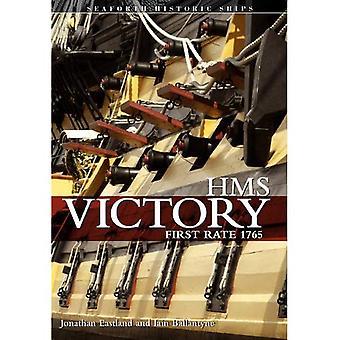 HMS Victory: First-Rate. by Jonathan Eastland, Iain Ballantyne