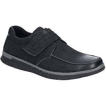 Hush Puppies Mens Duke Stylish Breathable Trainers Shoes
