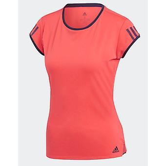 Adidas 3 strepen Club thee dames DP0281