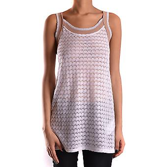 Liu Jo Ezbc086059 Dames's White Polyester Top