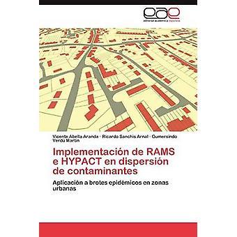 Implementacin de VÆDDERE e HYPACT da dispersin de contaminantes af Abella Aranda Vicente