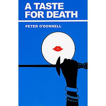 A Taste for Death (New edition) by Peter O'Donnell - 9780285637658 Bo