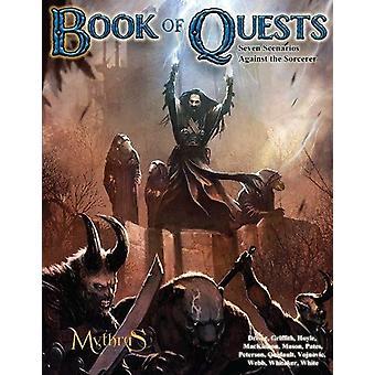 Book of Quests - Seven Scenarios Against the Sorcerer by Darren Driver