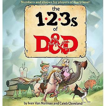 123s of Dungeons & Dragons Children Book