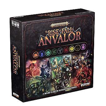Aufstieg & Fall von Anvalor-Boardspiel