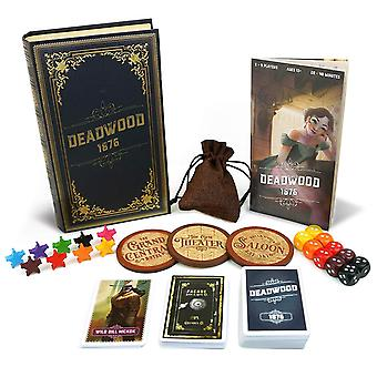 Deadwood 1876 Kartenspiel