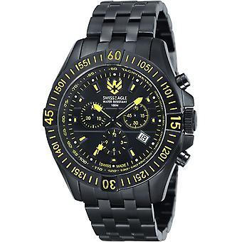 Swiss Eagle SE-9020-33 men's watch
