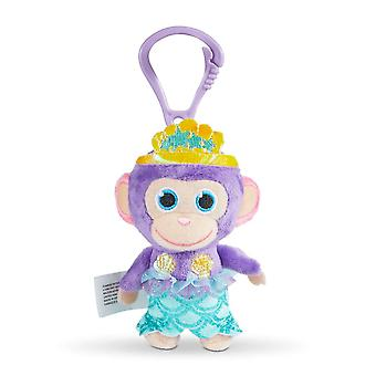 Wonder park chimpansee clip-on pluche-zeemeermin
