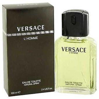Versace L'homme Von Versace Eau De Toilette Spray 3.4 Oz (Männer) V728-402316