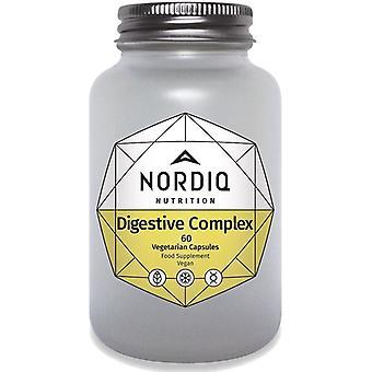 NORDIQ nutriție complex digestiv Vegicaps 60