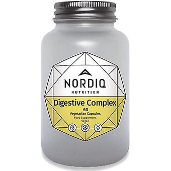 NORDIQ Nutrition Digestive Complex Vegicaps 60