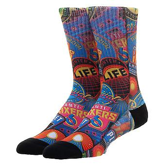 Crew Socks - Ready Player One - AOP Sublimated New Licensed cq67yxrpo