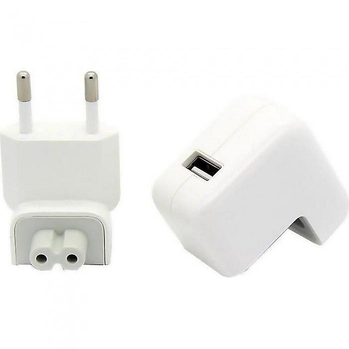 Original 2x Apple MD836ZM/A USB Power Supply 12W, Travel Charger A1401, iPhone iPad iPod