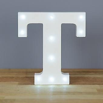 LED Buchstaben - Yesbox Lights Buchstabe T