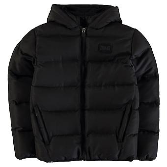 Everlast Boys Puffer Jacket Bubble Junior Top