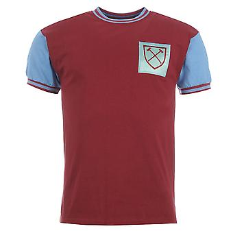 Score Draw Mens West Ham United 66 Home Jersey