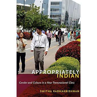 Appropriately Indian by Smitha Radhakrishnan
