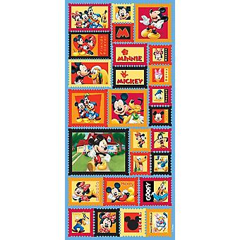 Paper Sticker - Mickey & Friends 5.5'' x 12'' Toys Gifts Stationery New pdscb91