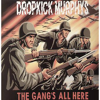Dropkick Murphys - Gangs All Here [Vinyl] USA import