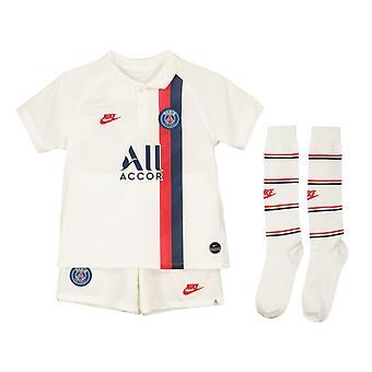 2019-2020 PSG Third Nike Little Boys Mini Kit