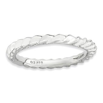 """2.5 מ""""מ 925 שטרלינג מלוטש בדוגמת להקה מלוטשת ביטויים מצופה רודיום טבעת כיפה בציפוי כיפה מתנות fo"""