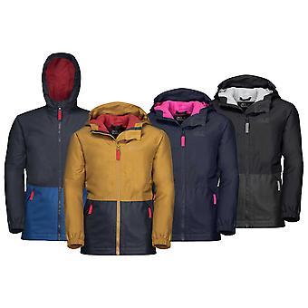 Jack Wolfskin Boys Snowy Days Jacket
