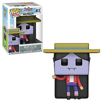 Adventure time x Minecraft Marceline pop! Vinyl