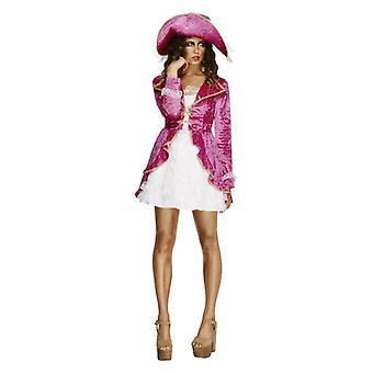 Treasure Fancy Dress Costume di Womens Pirate
