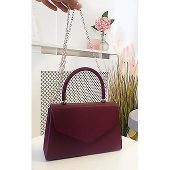 IKRUSH Womens Selena imiteret læder håndtaske