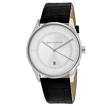 Ted Lapidus Men's Classic Grey Dial Watch - 5131906