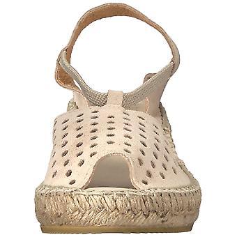 André Assous Womens Corrine Peep Toe Casual Slingback Sandals