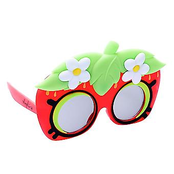 Juhla puvut-Sun-staches-Lil ' hahmot Shopkins Strawberry Kiss SG3499