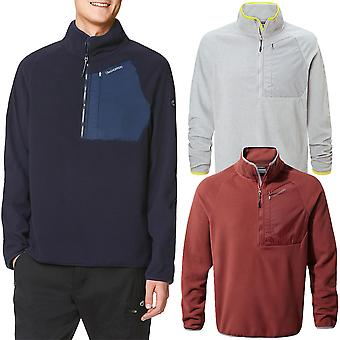 Craghoppers mens Timor halv zip Pullover