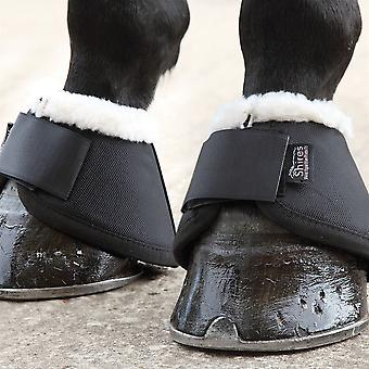 Shires Unisex Fleece Over Reach Boots