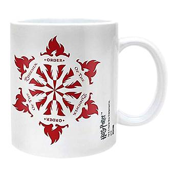 Harry Potter Mug Order of the Phoenix crest New Official Boxed