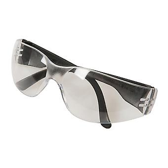 Wraparound veiligheidsbril-helder